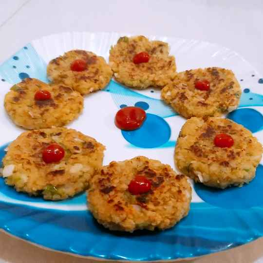 Photo of Veg tikki by Swapnal swapna p at BetterButter