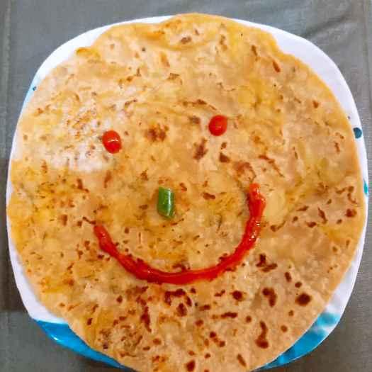 Photo of Potato paratha by Swapnal swapna p at BetterButter