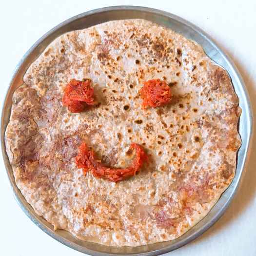 Photo of Carrot puranpoli by Swapnal swapna p at BetterButter