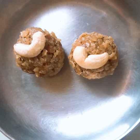 Photo of Chapati ladu by Swapnal swapna p at BetterButter