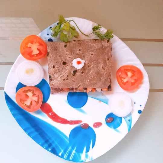 Photo of Nachani bhakari moog sandwitch by Swapnal swapna p at BetterButter