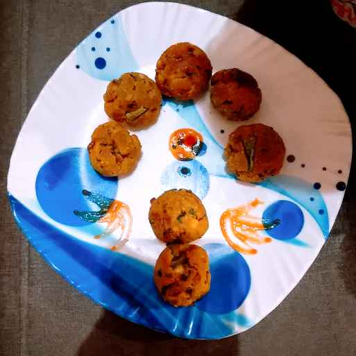 Photo of Chivada spicy bolls by Swapnal swapna p at BetterButter