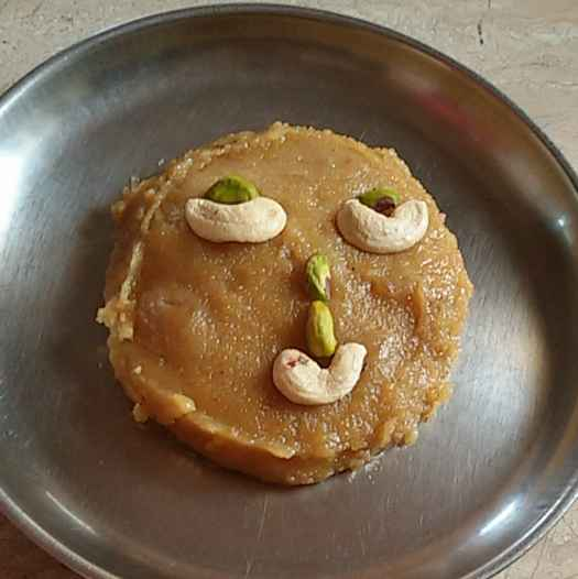 Photo of Moog dal halawa by Swapnal swapna p at BetterButter