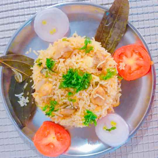 Photo of Mashroom pulav by Swapnal swapna p at BetterButter