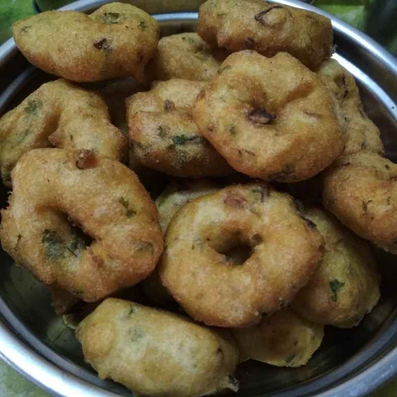 How to make வடை