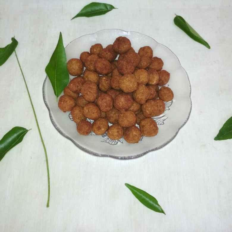 Photo of Mutton kola urundai by Swarna Vijayakumaar at BetterButter