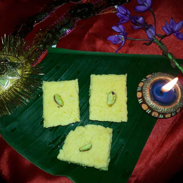 Photo of Norom paker sandeah by Swarnali Bhowmick at BetterButter
