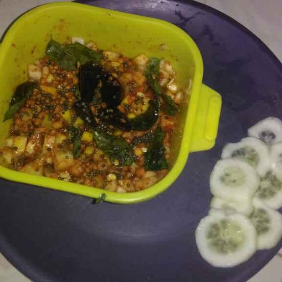 Photo of Cucumber pachidi by Swathi Ram at BetterButter