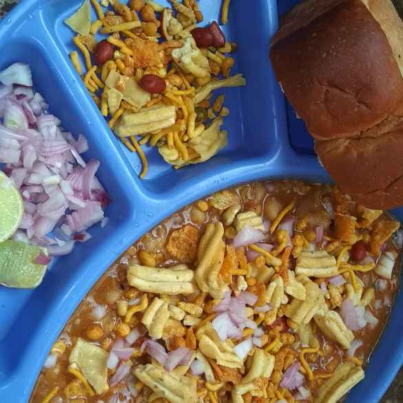 Photo of Misal pav by SwathiBindhu Peeta at BetterButter