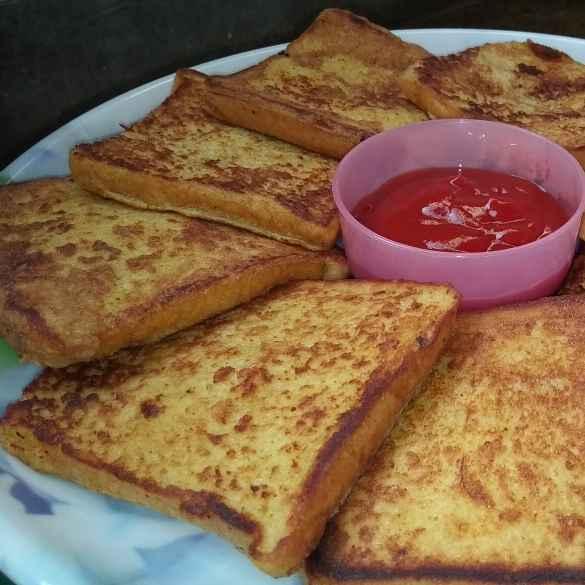 Photo of Brown bread omlet by SwathiBindhu Peeta at BetterButter