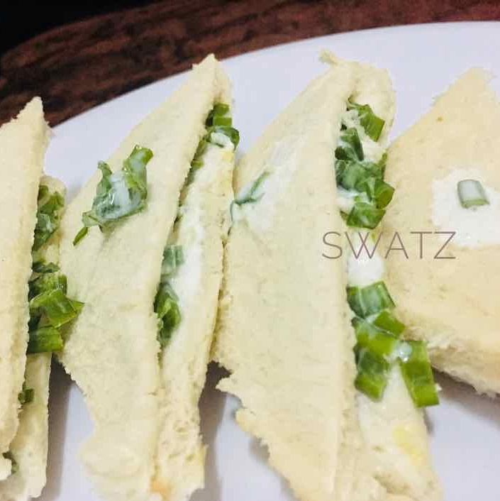 How to make Curd Sandwich