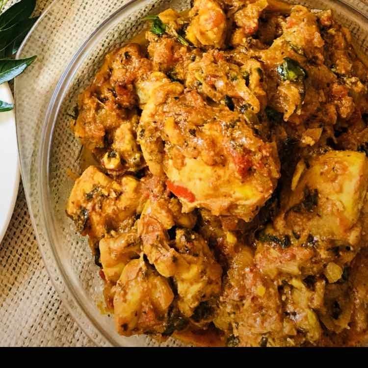 How to make Chicken Bhuna Masala