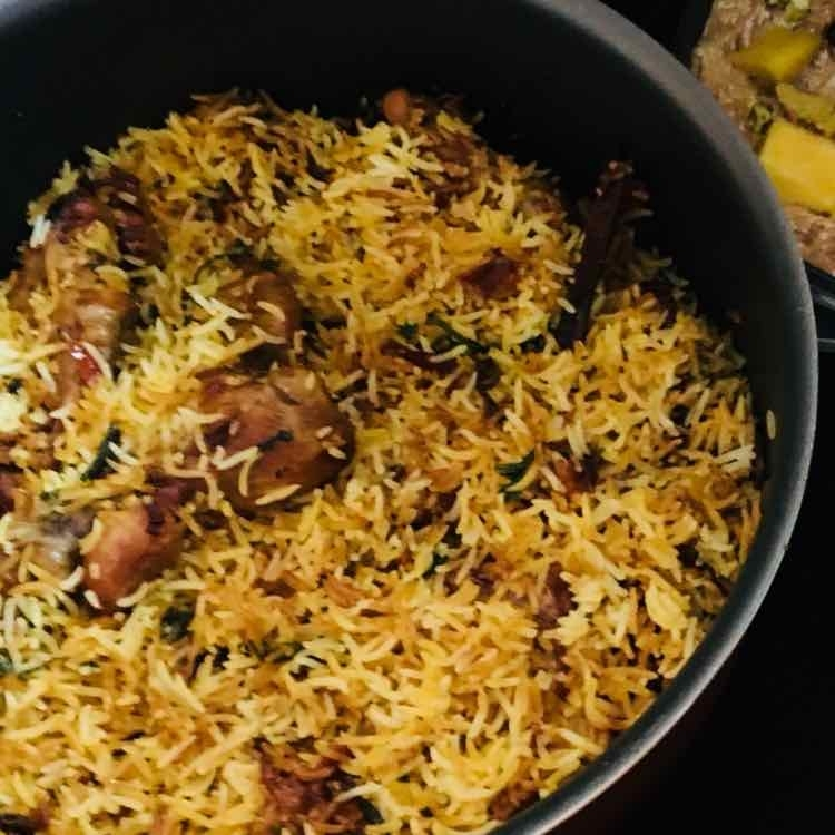 How to make Sindhi Chicken Biryani
