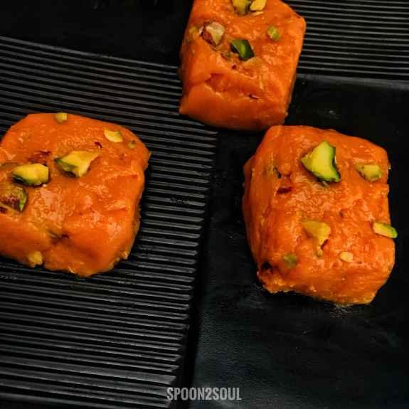 How to make Tang Kaju Burfi