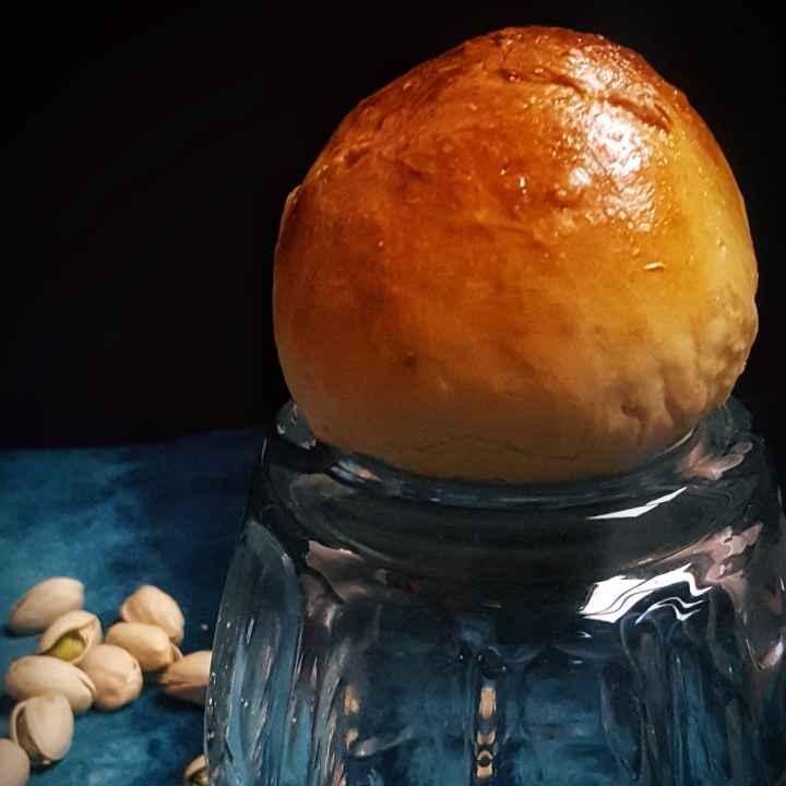 How to make Saffron Pistachios Buns