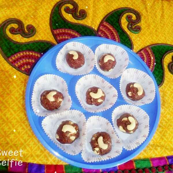 Photo of Aalive ladoo by Swati Bapat at BetterButter