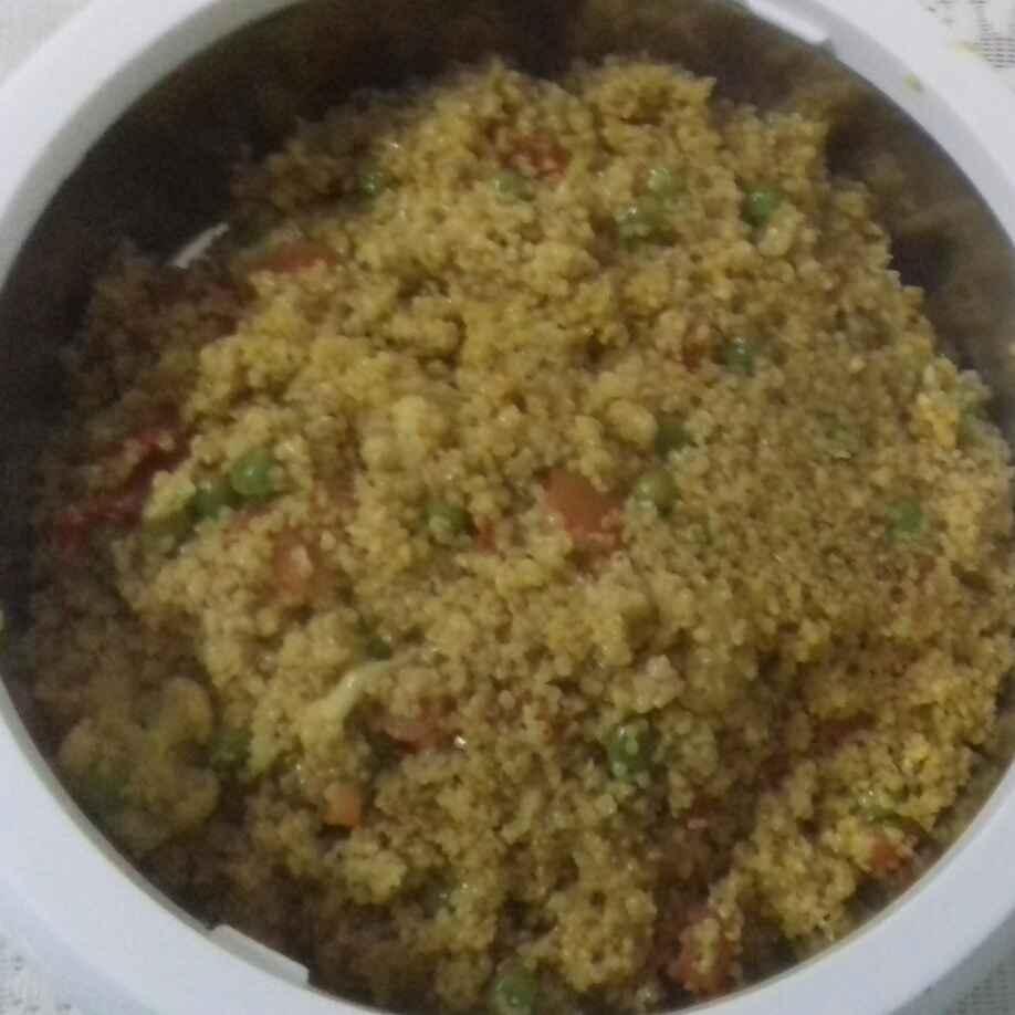 How to make Vegie daliya