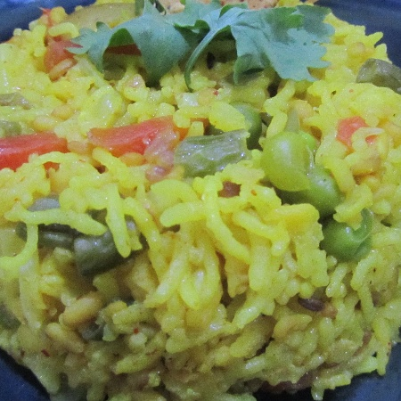 Photo of Vegetable khichdi by Swati Das Patnaik at BetterButter