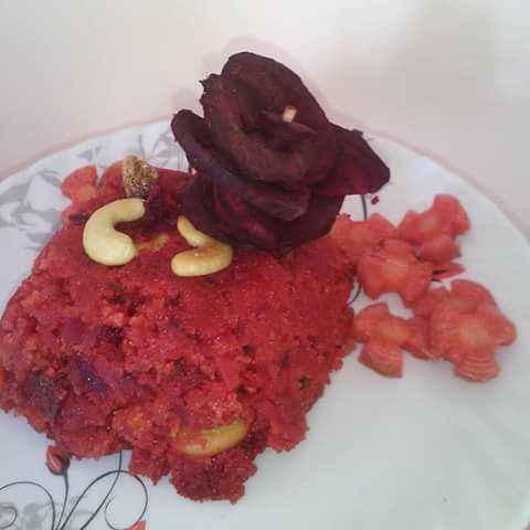 How to make Beetroot halwa