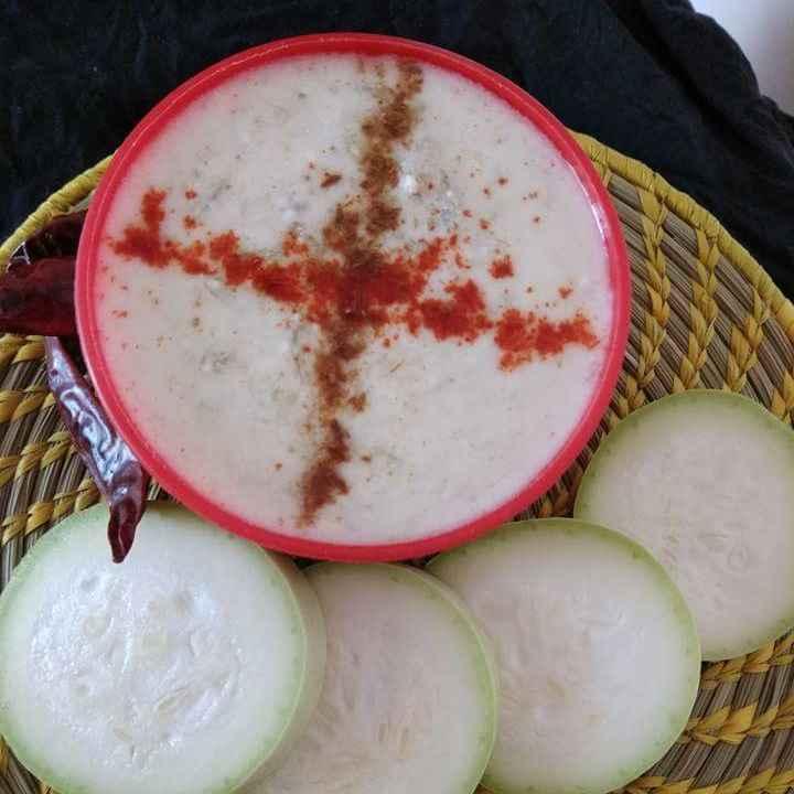 Photo of Lauki(bottle gourd) raita by Swati Das Patnaik at BetterButter