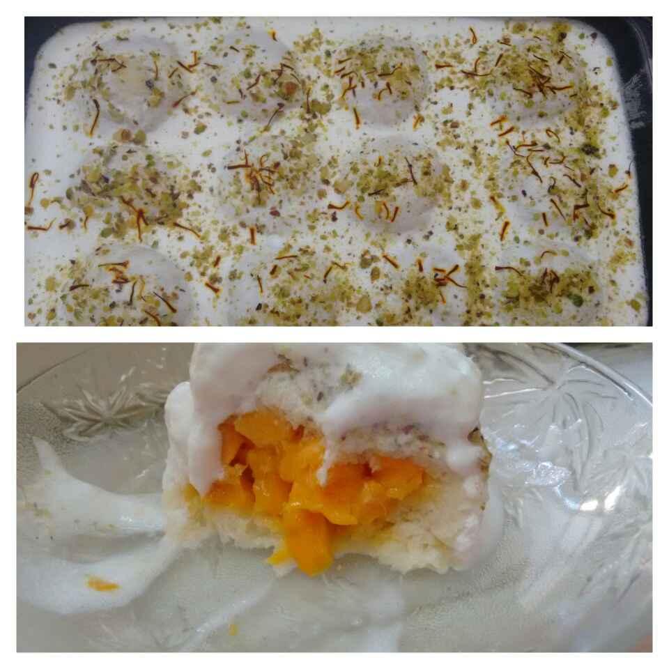 How to make Mango Surprise