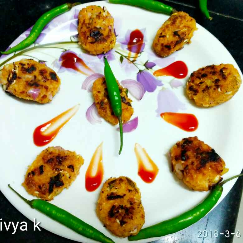 How to make Rice tikka