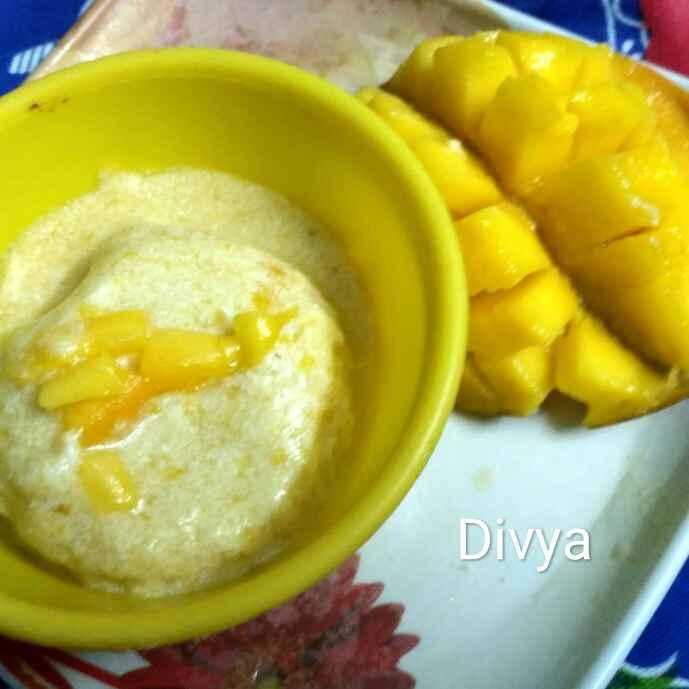 How to make Mango coconut ice cream
