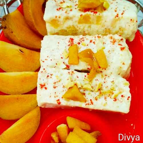 Photo of Chikoo kulfi by Divya Konduri at BetterButter