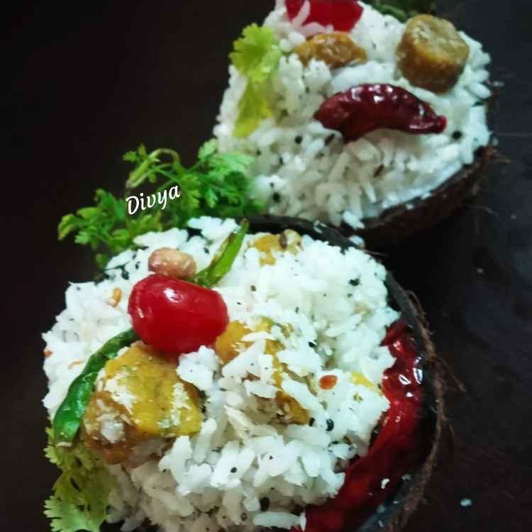 Photo of Coconut gattarice pilaf by Divya Konduri at BetterButter