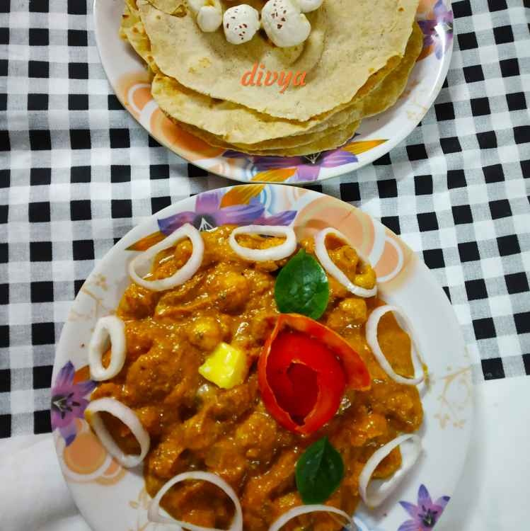 Photo of Pholmakhani  kurma by Divya Konduri at BetterButter