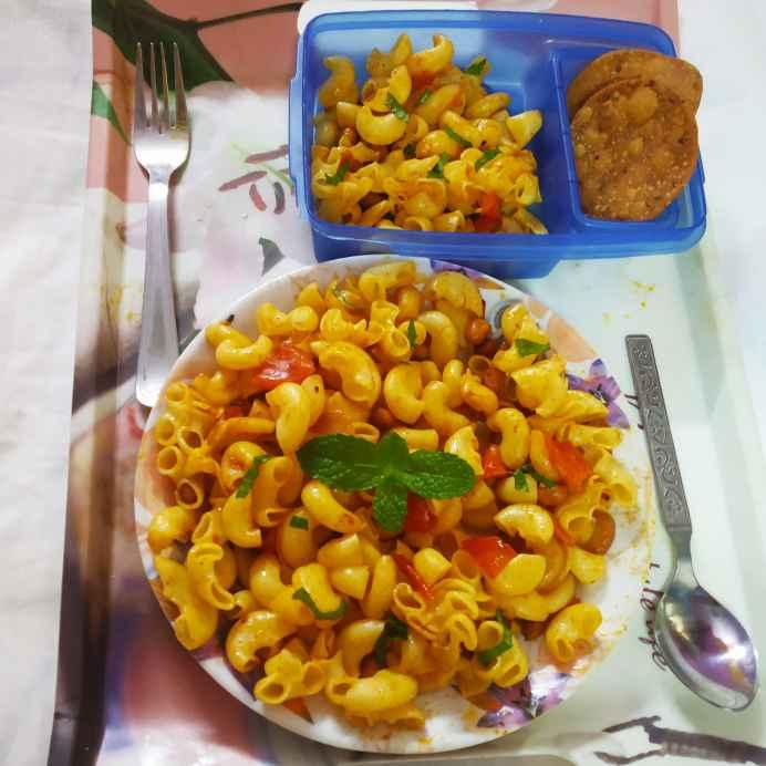 Photo of chinese  style pasta by Divya Konduri at BetterButter