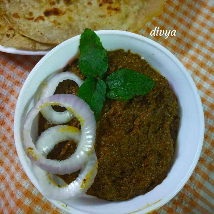 Photo of Onion mint chutney by Divya Konduri at BetterButter