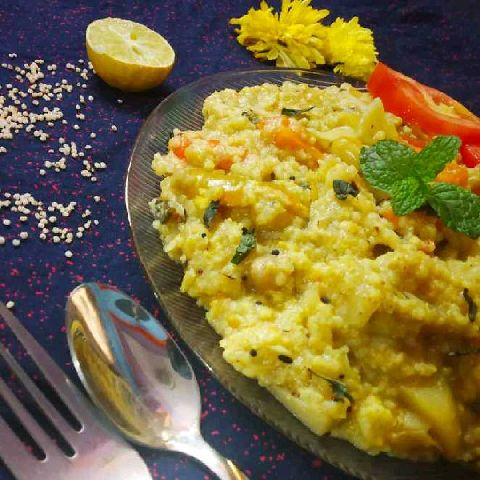 How to make Upavas Vrat millet (samak rice)kichidi