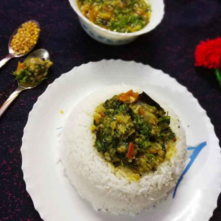 How to make మునగాకు కూటు