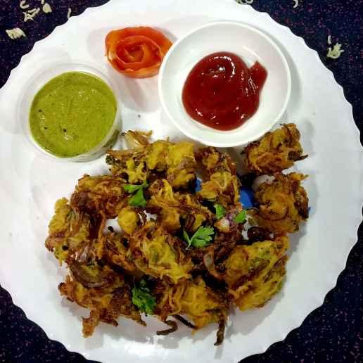 Photo of Maggi  pakodi by Divya Konduri at BetterButter