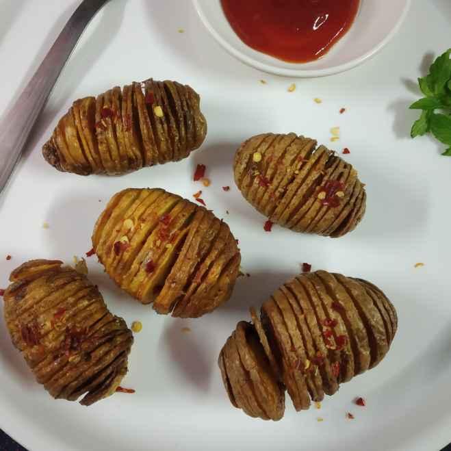 Photo of Hazzel back potatoes  by Divya Konduri at BetterButter