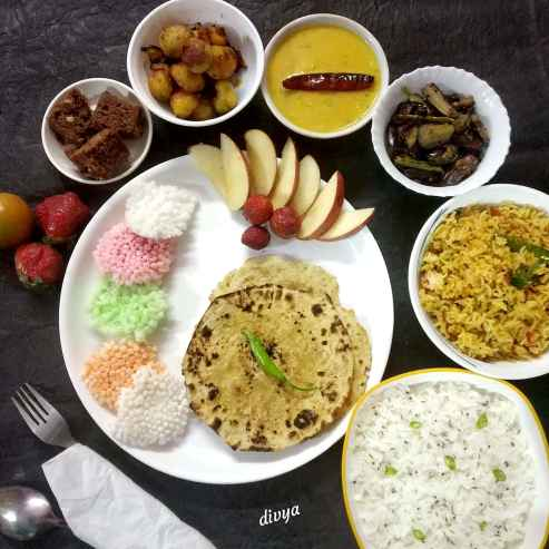How to make Winter bhog