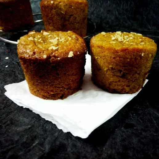 Photo of Banana oats cup cakes by Divya Konduri at BetterButter