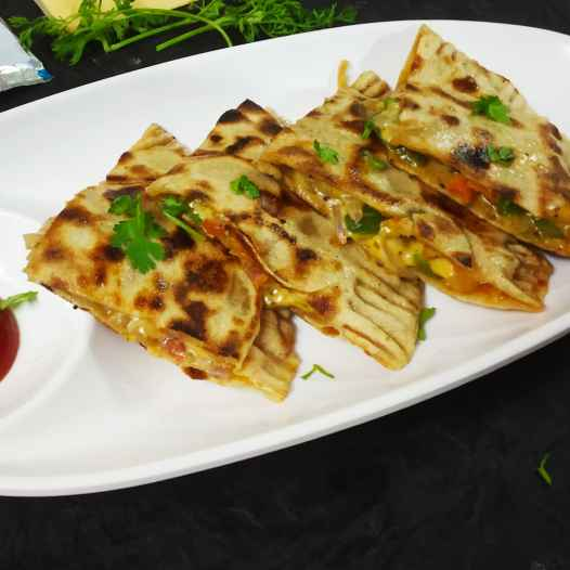 Photo of Roti pan pizza by Divya Konduri at BetterButter