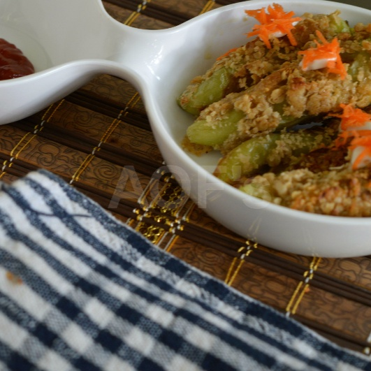 Photo of Soya Stuffed Peppers by sweta biswal at BetterButter