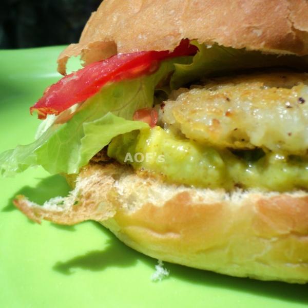 How to make Hash Brown Burger