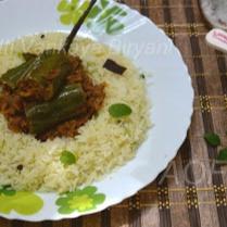 How to make Gutti Vankaya Biryani ( Stuffed Eggplant Biryani)