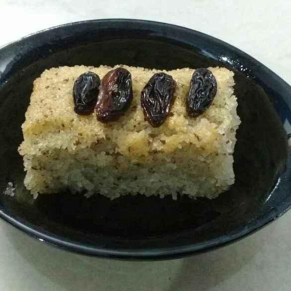 How to make Goan Baaht cake
