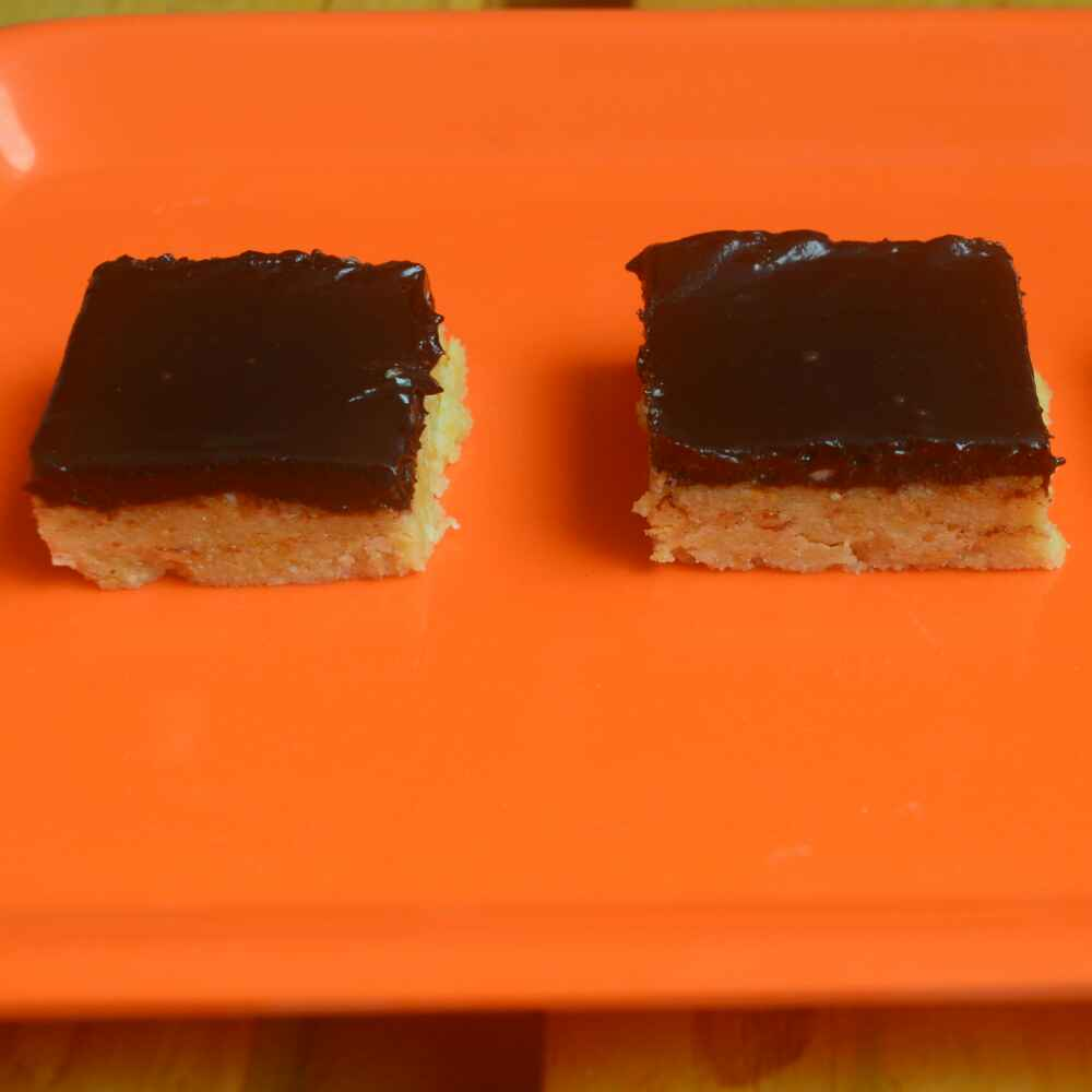 How to make Peanut Butter and Chocolate Bars