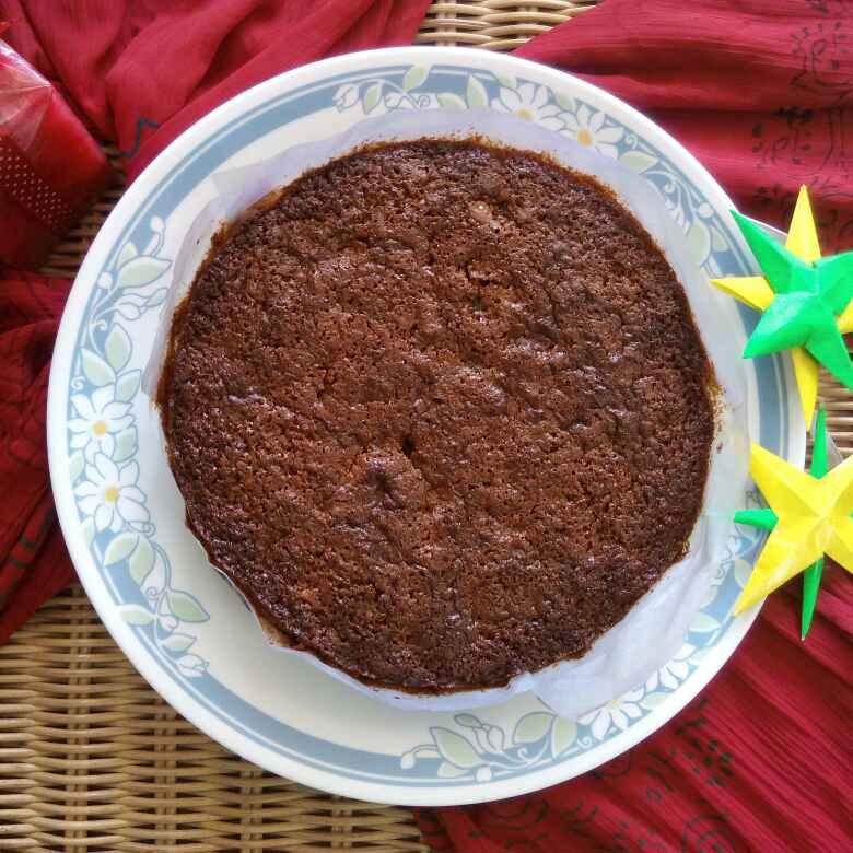 Photo of Goan Black Cake/ Goan Fruit Cake by Sweta Shet at BetterButter