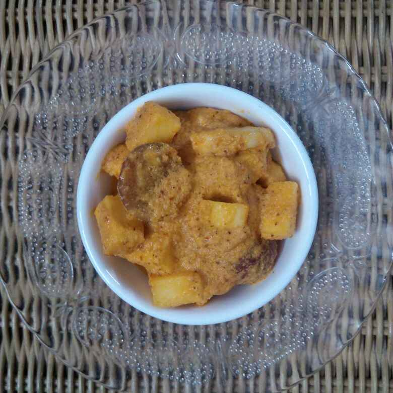 Photo of Fruit Curry by Sweta Shet at BetterButter