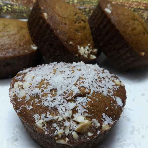 Photo of Date with Ginger (Eggless date and Ginger pudding) by swetambari mahanta at BetterButter