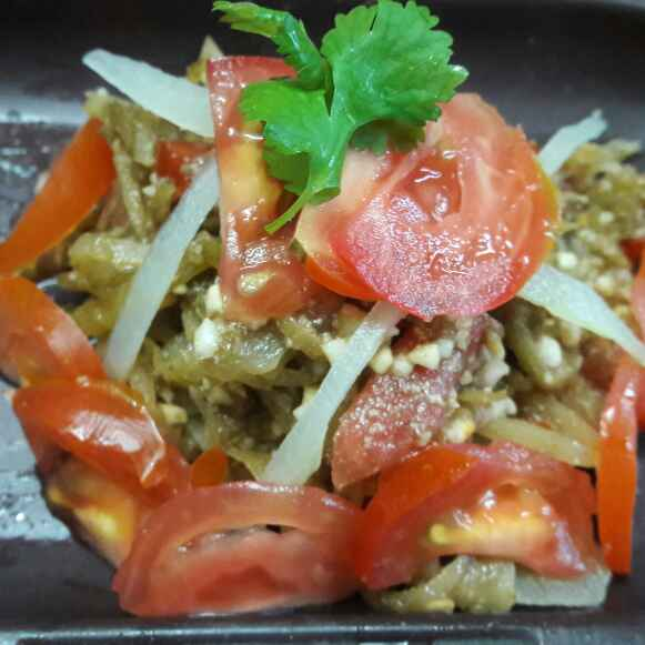 Photo of Som Tam (Thai Green Papaya Salad) by swetambari mahanta at BetterButter