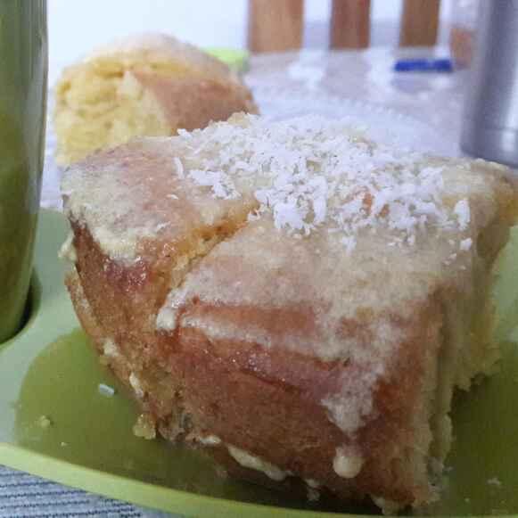 Photo of Orange Cake with Citrus frosting( Eggless) by swetambari mahanta at BetterButter