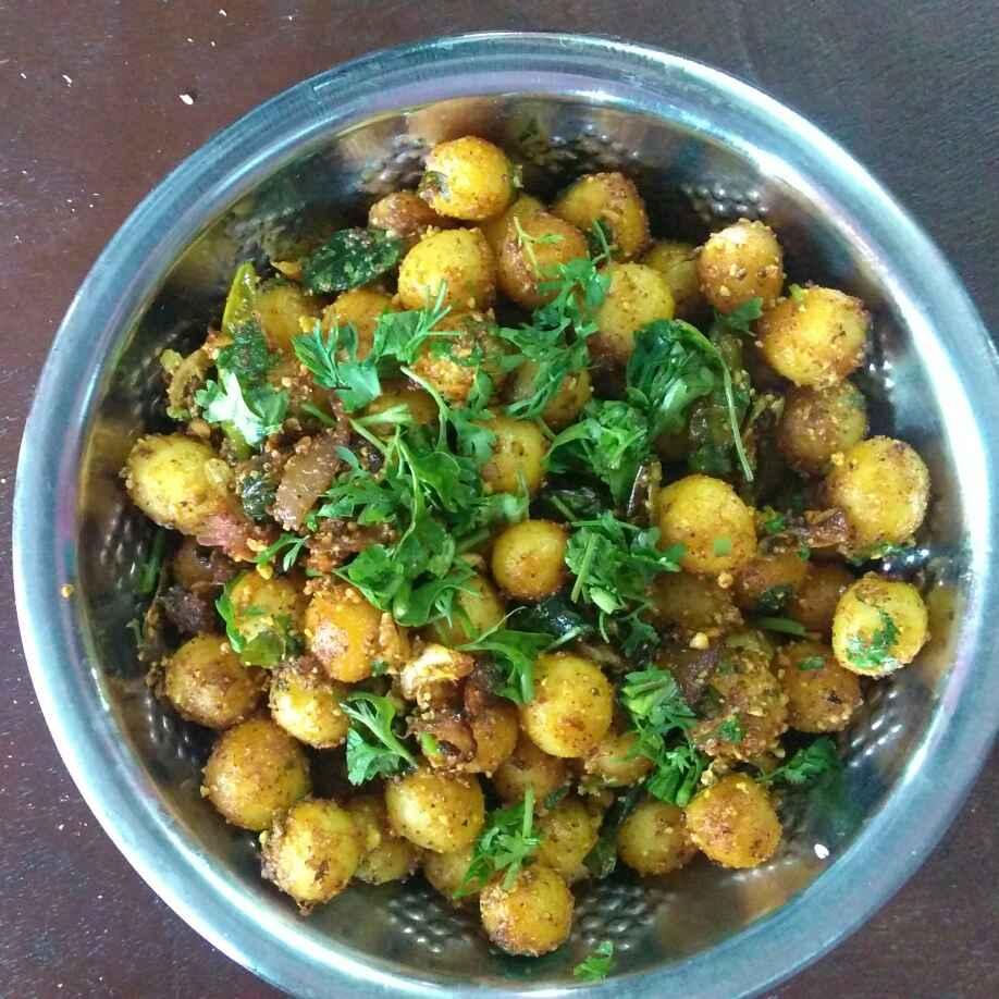 Photo of Masala undrallu by Swetha Vijayagiri at BetterButter